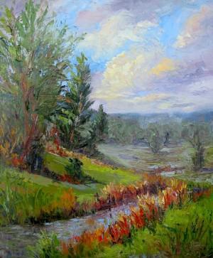 Low River Color