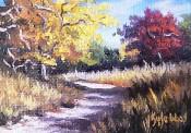Texas Landscape II by Kyle Wood (Mini)