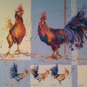 Country Chicken By Kay Wyne