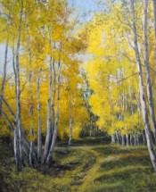 Aspen by Lou Ann Bower