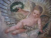 Cherub Angel By Mendoza