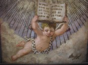 Cherub Angel II By Mendoza