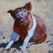 This Little Piggy Waits For Supper By Debbie Lincoln