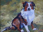 English Shepherd By Debbie Lincoln