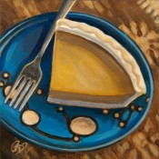 "Fall-""Another Piece of Pie"" By Rebecca Zook"
