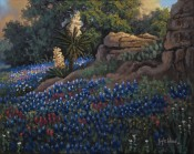 Bluebonnet Parade By Kyle Wood