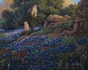 Bluebonnet Parade By Kyle Wood
