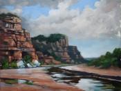 Pease River By Steve Miller