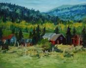 Colorado Village By Ellie Taylor