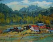Como Village By Ellie Taylor