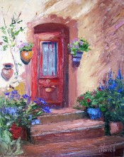 French Country Welcome By Sheri Jones