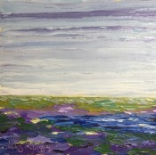 Sea Lavender By Elizabeth Rugg
