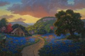 Abundant Spring By Kyle Wood
