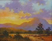 The Golden Light By Robert De Leon