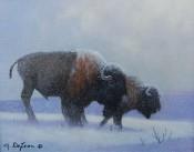 Winter Storm By Robert De Leon