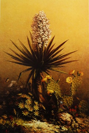Blooms Amid Thorns - Dalhart Windberg