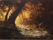 Dawns Serenity By Dalhart Windberg
