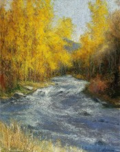 Rocky Mountain Gold By Lou Ann Bower