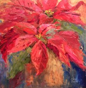 Poinsettia By Sheri Jones