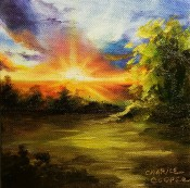 Sunrise Sunset By Charice Cooper