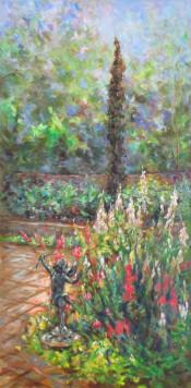 Angelic Garden By Brenda Brannon