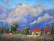 Neighbor's Sky By Sheri Jones