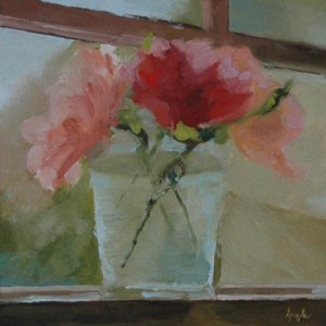 Spring Bouquet By Linda Popple