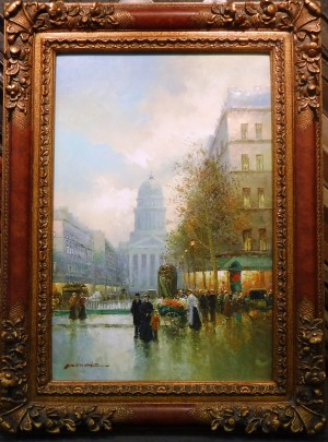 French Square By T. Pencke