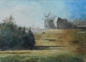 Farmhouse By James Colley
