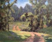 Spring Green By Elaine Monnig
