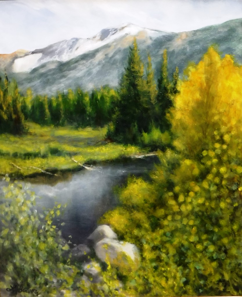 Lost Rays of Summer By Lou Ann Bower