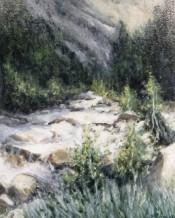 Eternal Flows By Lou Ann Bower