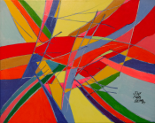 Expressions of Joy 2 By Richard Wakeman