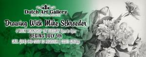 Mike Schroeder Drawing Workshop