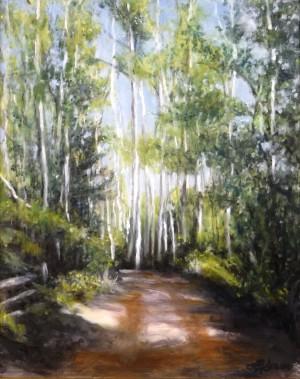 Aspen Glen By Lou Ann Bower