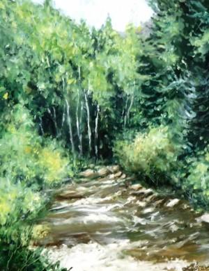 Fisherman's Paradise By Lou Ann Bower