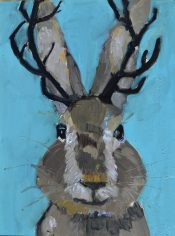 Myth of the West Jackalope By Lynn Rushton