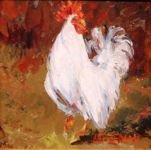 Struttin' By Nancy Bozeman