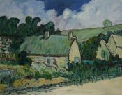 Thatched Houses in Cordville By Ellie Taylor