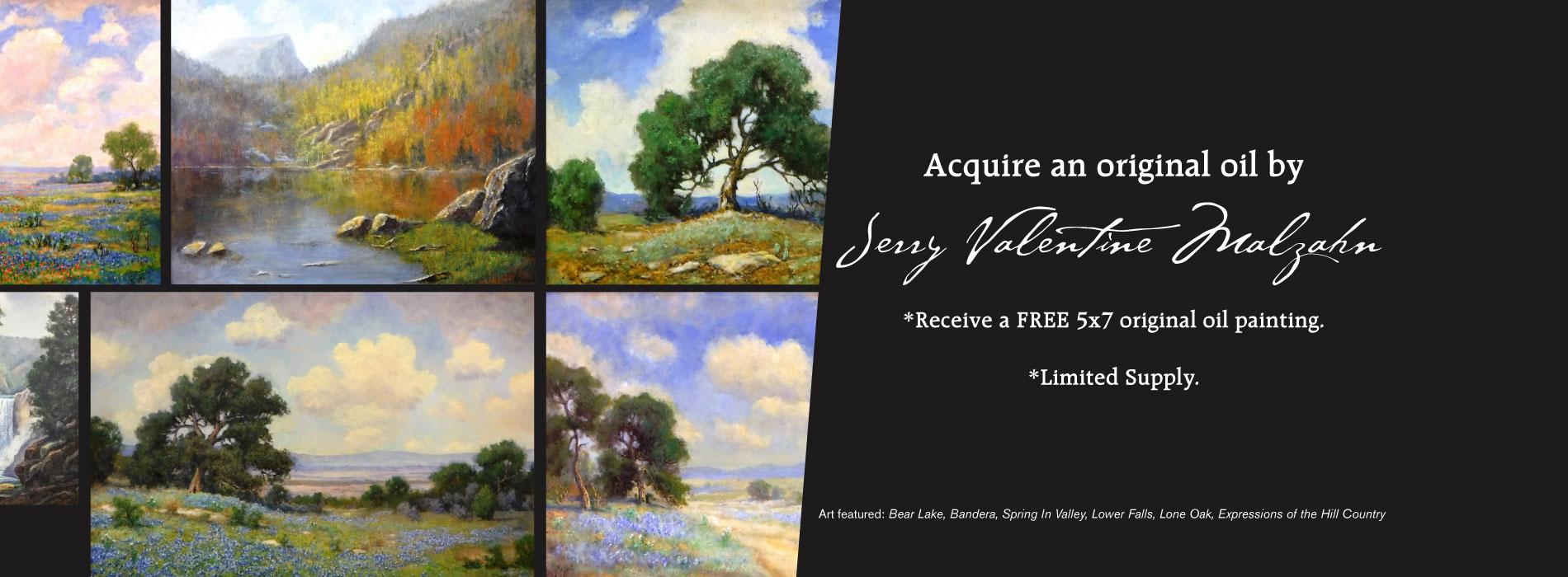 View Jerry Valentine Malzahn Collection