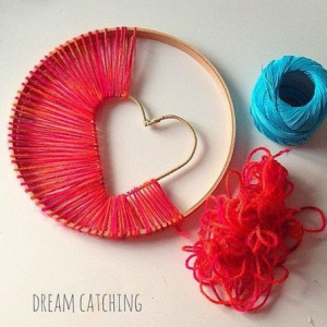 Mini Dream Catcher Crafts