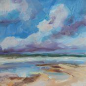Seabrook Skies By Kay Wyne