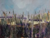 Seagrass and Sand By Kay Wyne