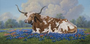 A Texas Welcome By Kyle Wood