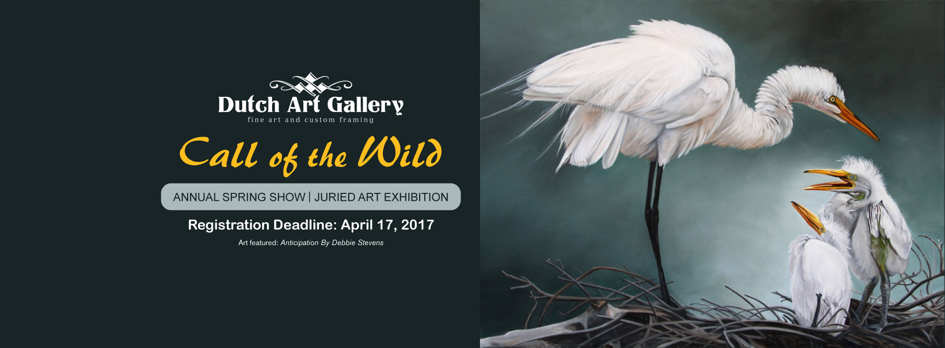Call of the Wild Juried Art Exhibition