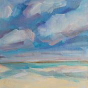 Seabrook Sand and Sky By Kay Wyne