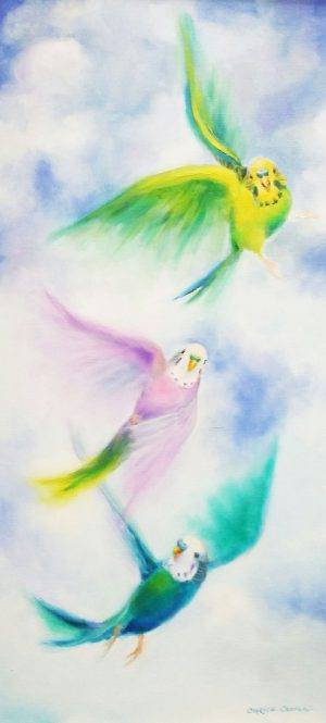 Color In Flight By Charice Cooper