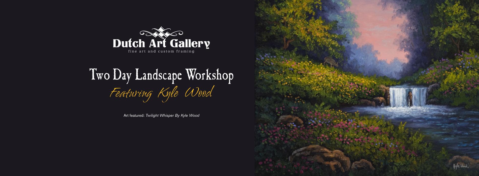 2017 Two Day Landscape Workshop