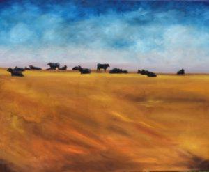 Blissful Bovine By Marybeth Otway