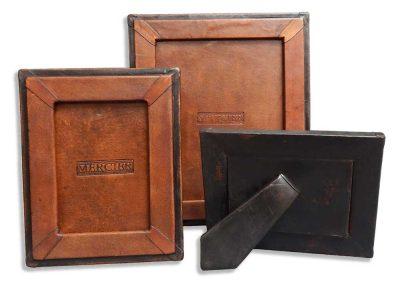 House-Of-Mercier-Custom-Leather-Frames-Table-Frame-Sample1
